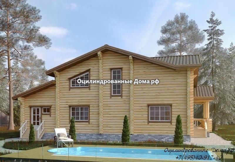 Дом Дубрава проект