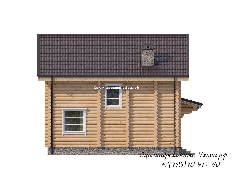 Калиброванные дома